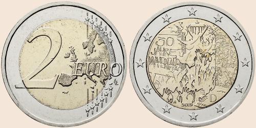 2 euro münzen 2019 deutschland