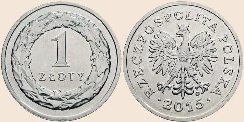 Münzkatalog Online 1 Zloty