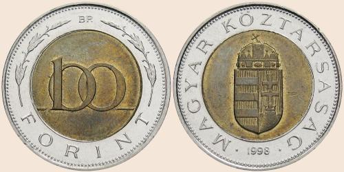 Münzkatalog Online 100 Forint