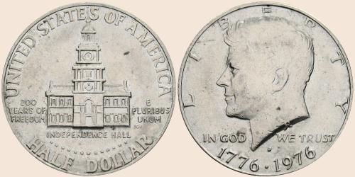 Münzkatalog Online 12 Dollar 1976 200 Jahrestag Der