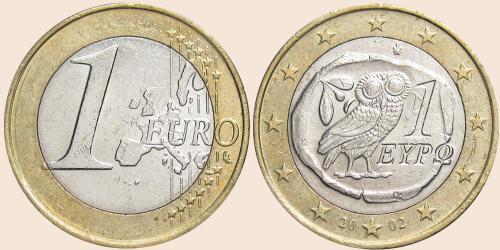 Münzkatalog Online 1 Euro 2002 2006