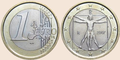 Münzkatalog Online 1 Euro 2002 2007
