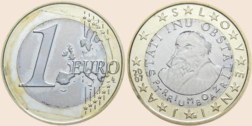 Münzkatalog Online 1 Euro 2007