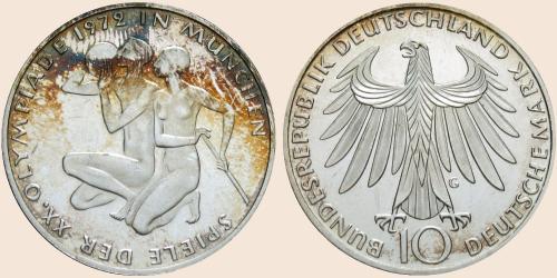 Deutsche Mark Münze Gefunden Ist Die Was Wert Dm Münzen