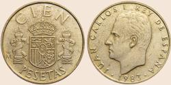 Münzkatalog Online Münzen Aus Juan Carlos I