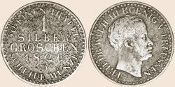 Münzkatalog Online Münzen Aus Friedrich Wilhelm Iii